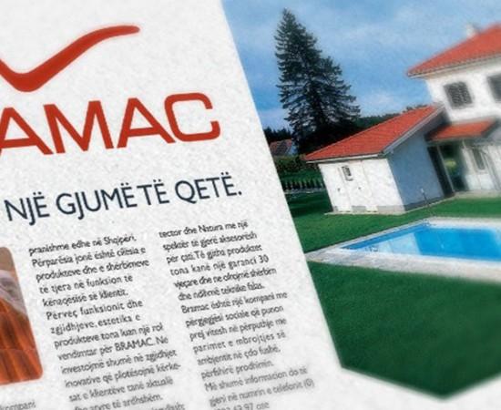 Bramac: Media Campaign 2012