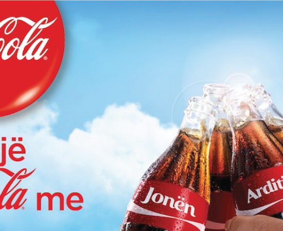 Coca-Cola connects with Albanians