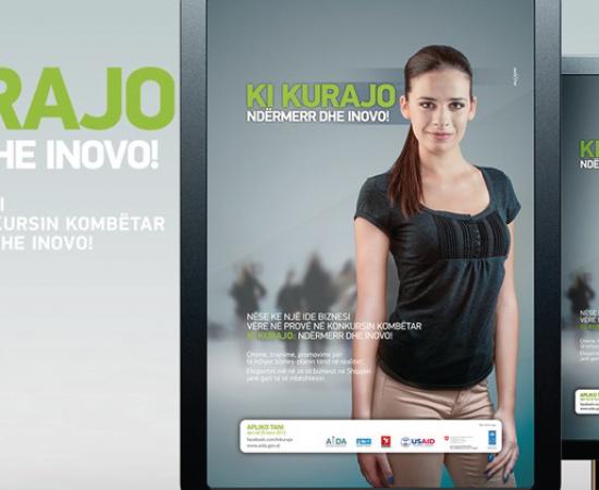 """""""Ki Kurajo"""": a call to action for young entrepreneurs"""