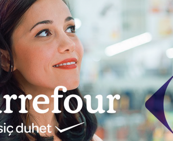 Carrefour: Just like it should be