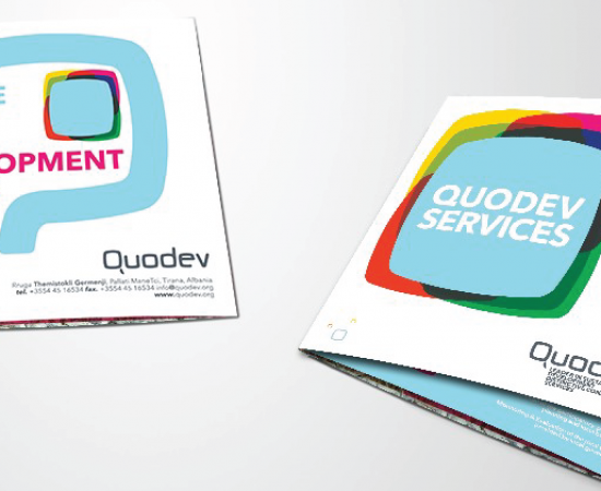 Quodev: Services brochure