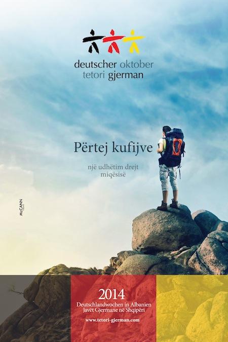 german october 2014 poster