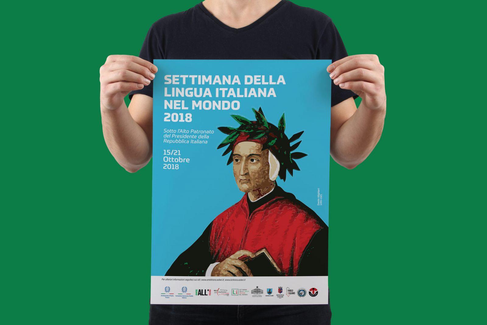 #vivereALLitaliana - settimana della lingua 2018