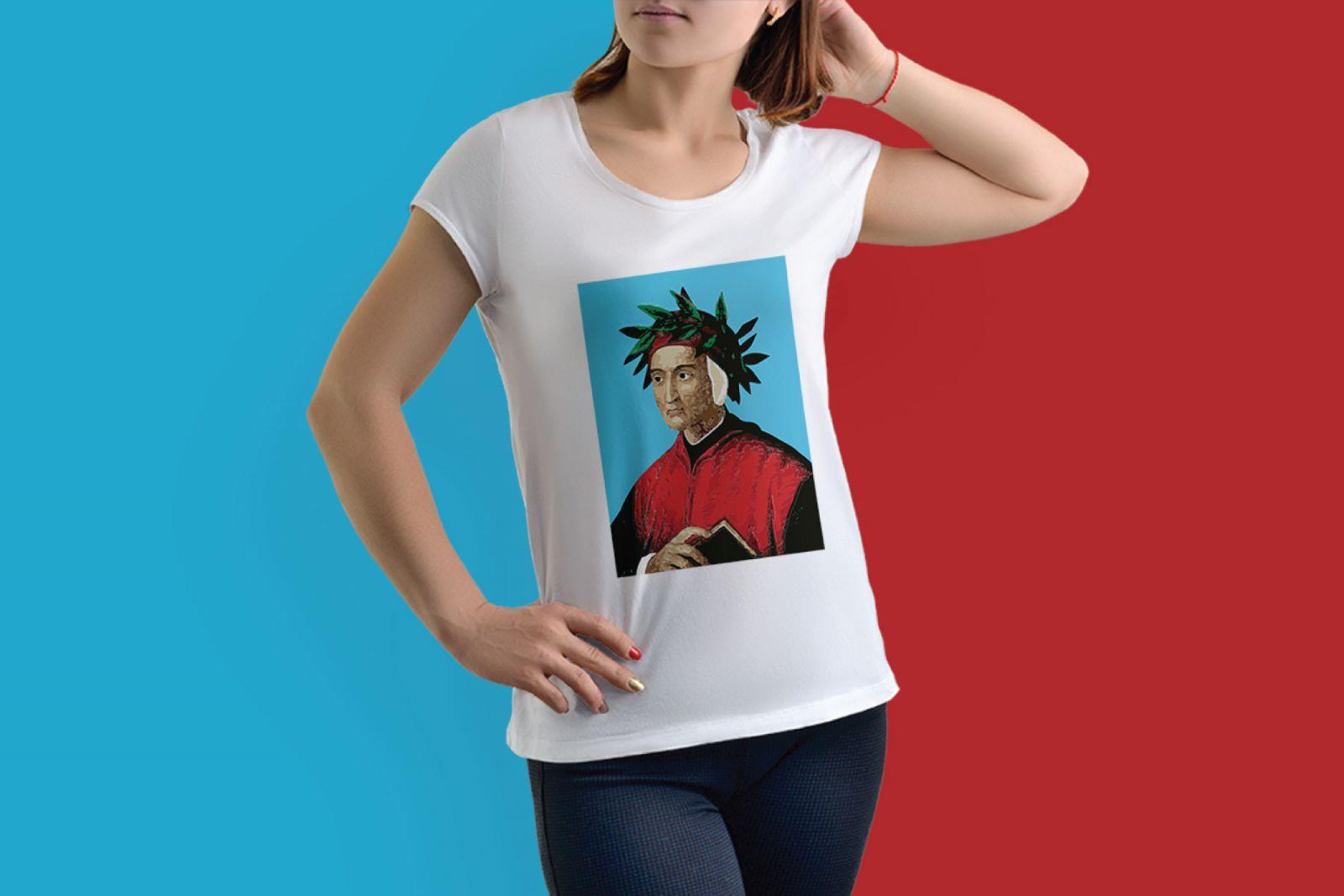 #vivereALLitaliana - settimana della lingua 2018 tshirt