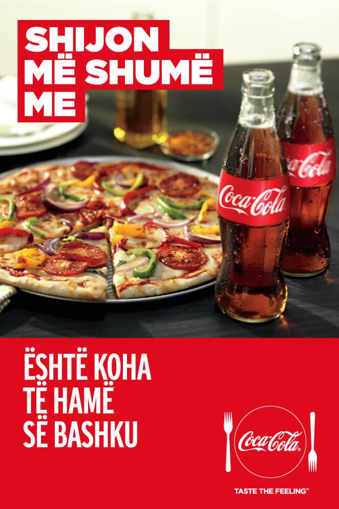 Coke and Meals - KV station