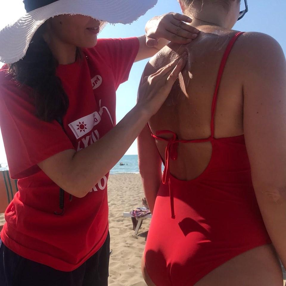 UM Impact Day 2019 - sun cream saves the day