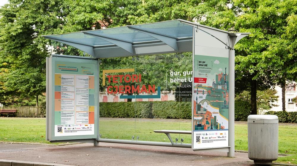 German October 2019 | Bus station