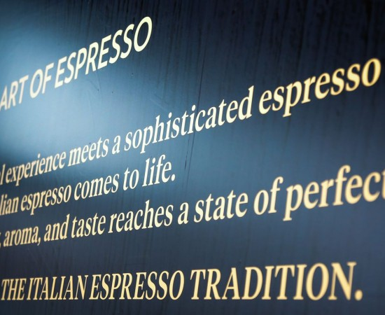 The new Lavazza Training Center, a symbol of coffee expertise
