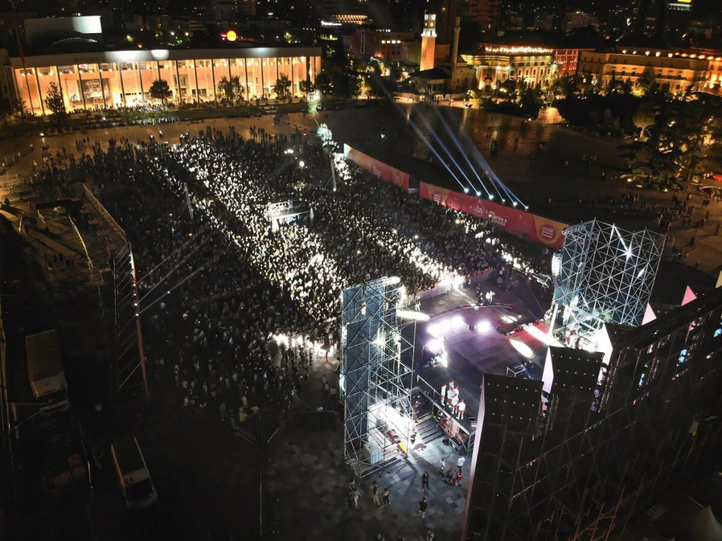 Coca-Cola Summer Festival 2019 - Crowd - 1