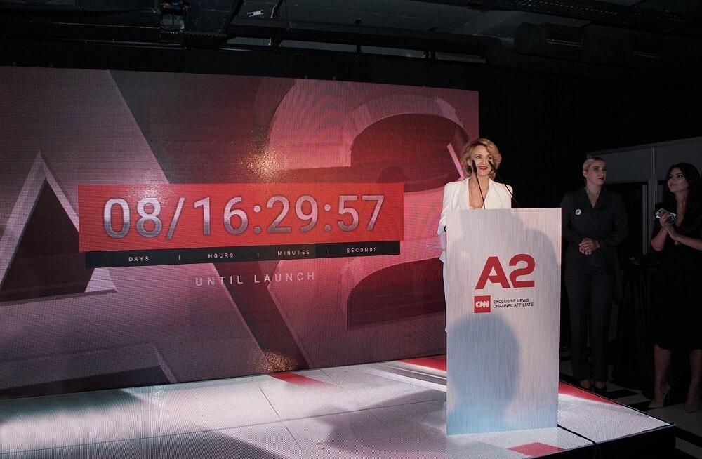 CNN - A2 New Launch Event