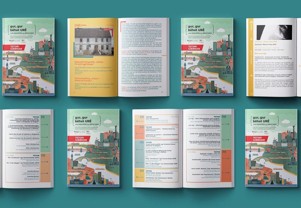 German October 2019 | Brochure