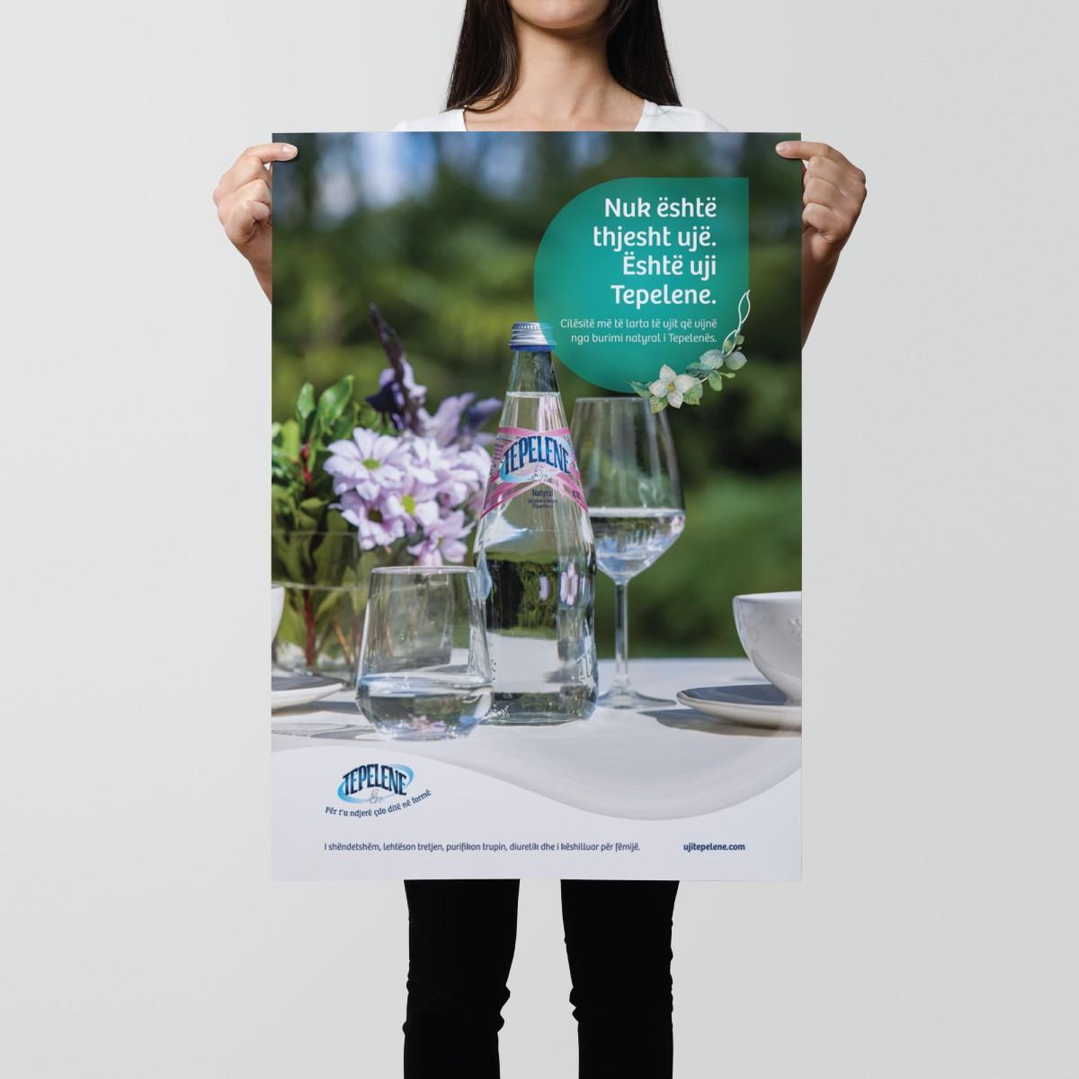 uje tepelene campaign poster