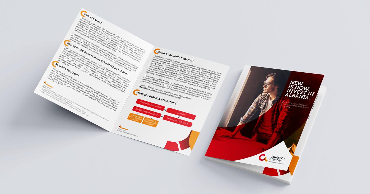 connect albania leaflet