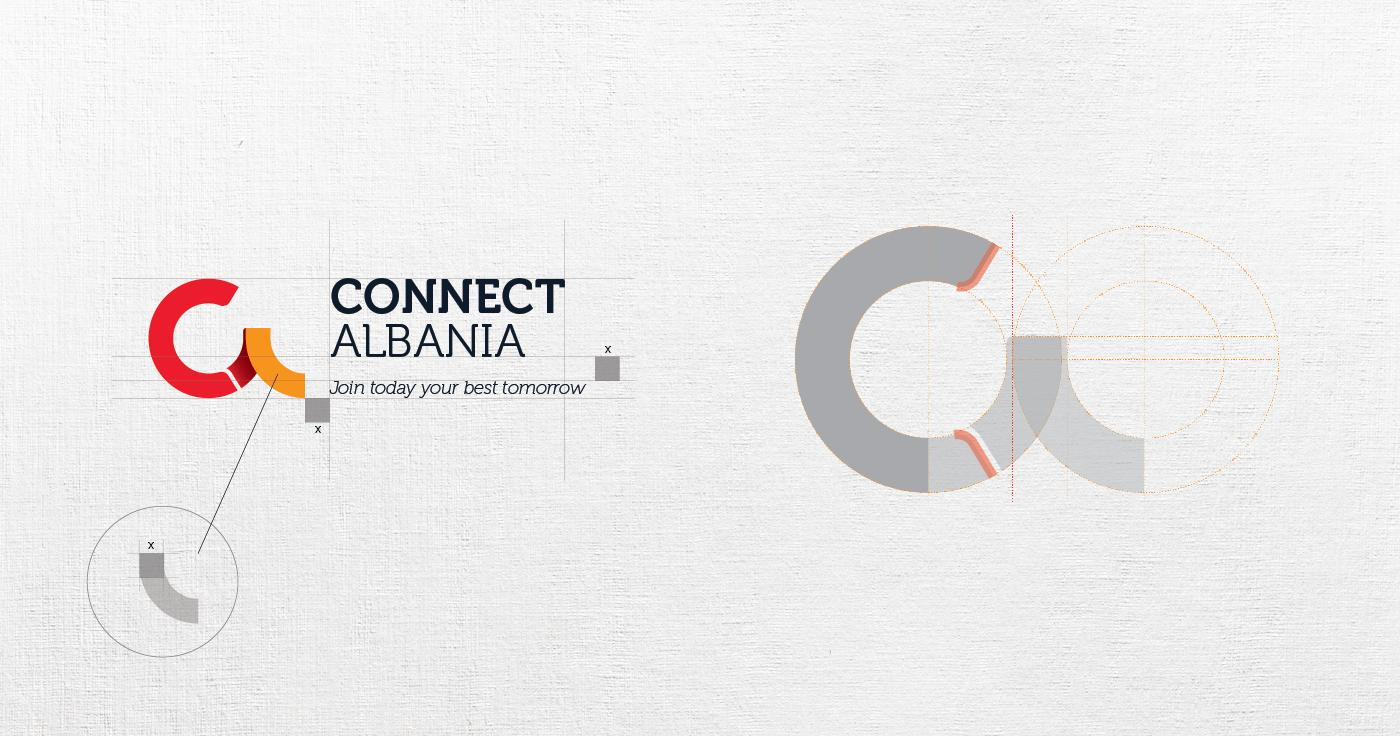 connect albania logo