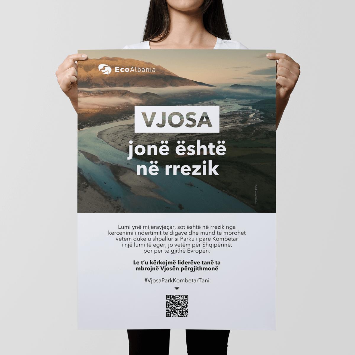 Vjosa National Park Now key visual
