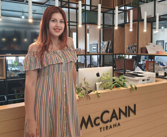 """From """"Mad Men"""" fan to working for McCann Tirana"""