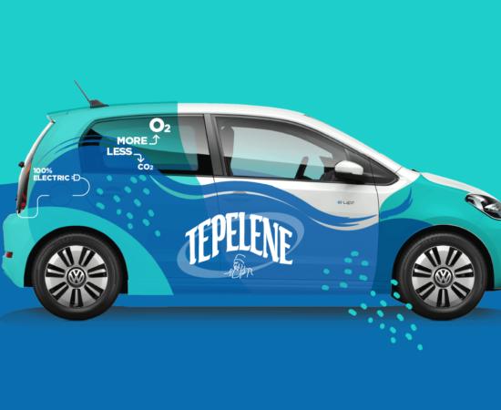 Uji Tepelene journeys toward green mobility